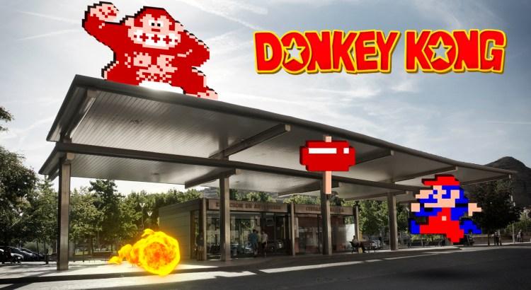 Donkey Kong Nájera Retrogames
