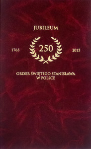 Order Świętego Stanisława przyznany Czesławowi Czaplińskiemu, 10 maja 2015, Bazylika Świętego Krzyża w Warszawie