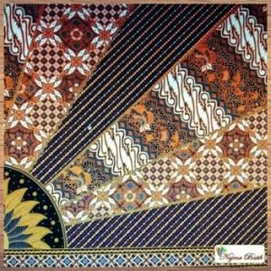 Pabrik kain batik Solo