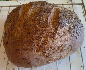 chleb drożdżowy na ciemnym piwie