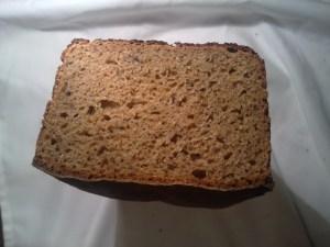 Prosty chleb na zakwasie żytnim z przyprawą Kamis do chleba litewskiego