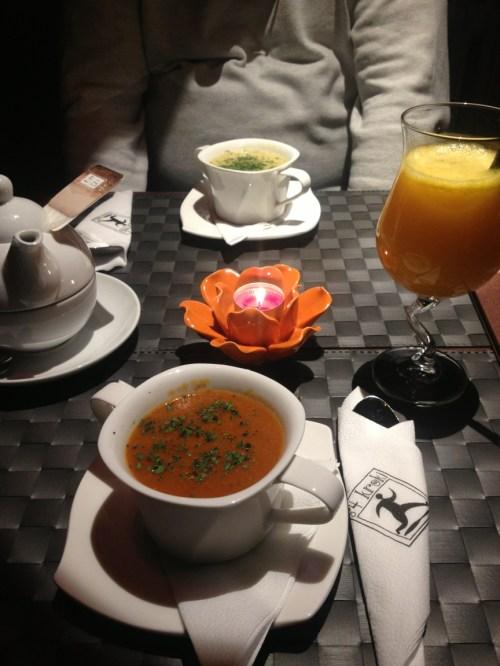 Zupa rybna/PAN-AJO