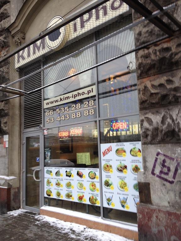 Bar Kim Ipho Warszawa Al Jerozolimskie 51 Najsmaczniejszy