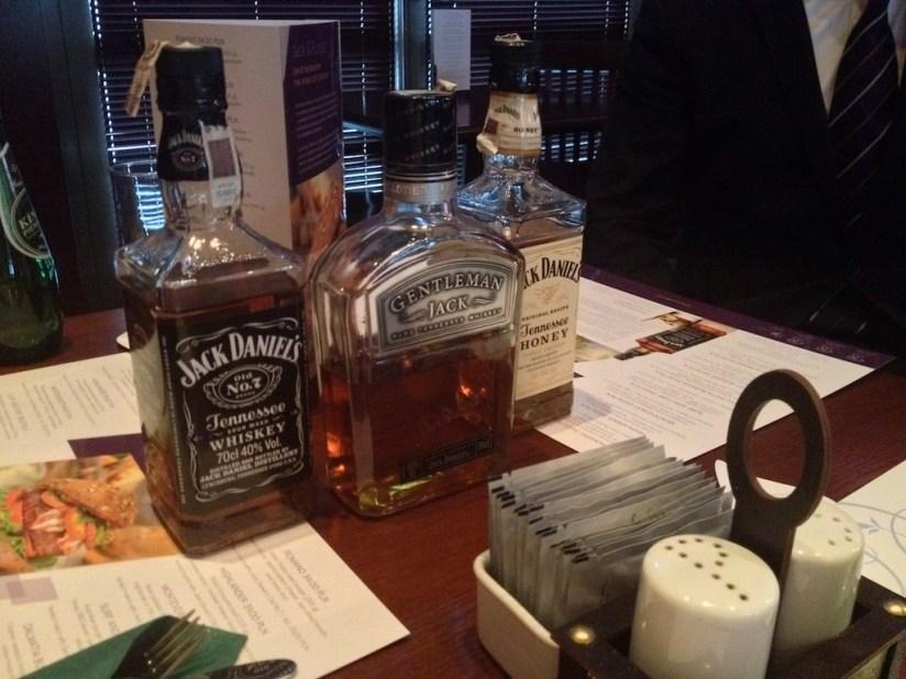 Jack Daniels w Sheraton Poznań