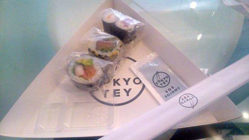 Tokyo Tey ul. Półwiejska 22, Poznań sushi