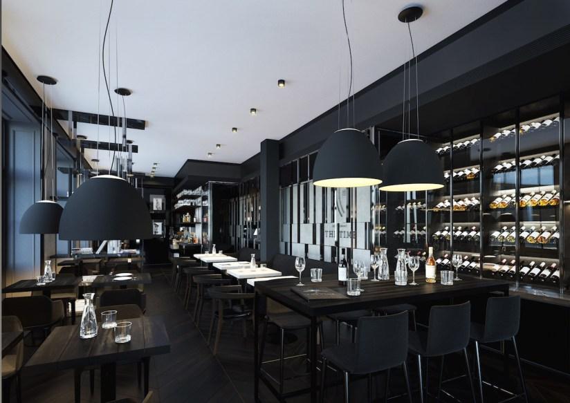 Restauracja The Time w Poznaniu - Młyńska 12