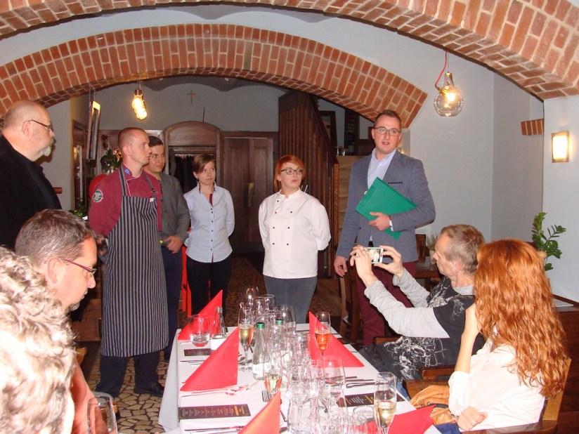 Restauracja Firlejka Poznań - kolacja degustacyjna
