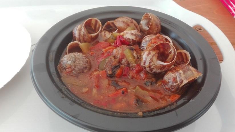 Eko Snails Garden - ślimaki po katalońsku