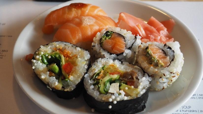 Sugomi Japanese Kaiseki Kamionki - sushi