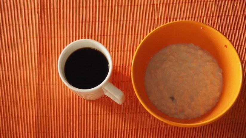 Racja górska 24h armii rosyjskiej - ryż na mleku, kawa