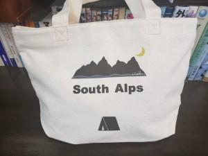 南アルプスが大好きな山バカに?『オリジナル・トートバック』
