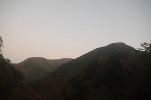 南アルプス深南部『鹿ノ平から不動岳』