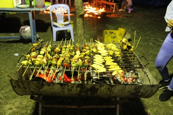 enjoy our tasty barbeque