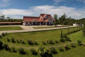 Nakai Resort reception view