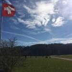 スイス  ハイジを求めて  Heidi in der Schweiz