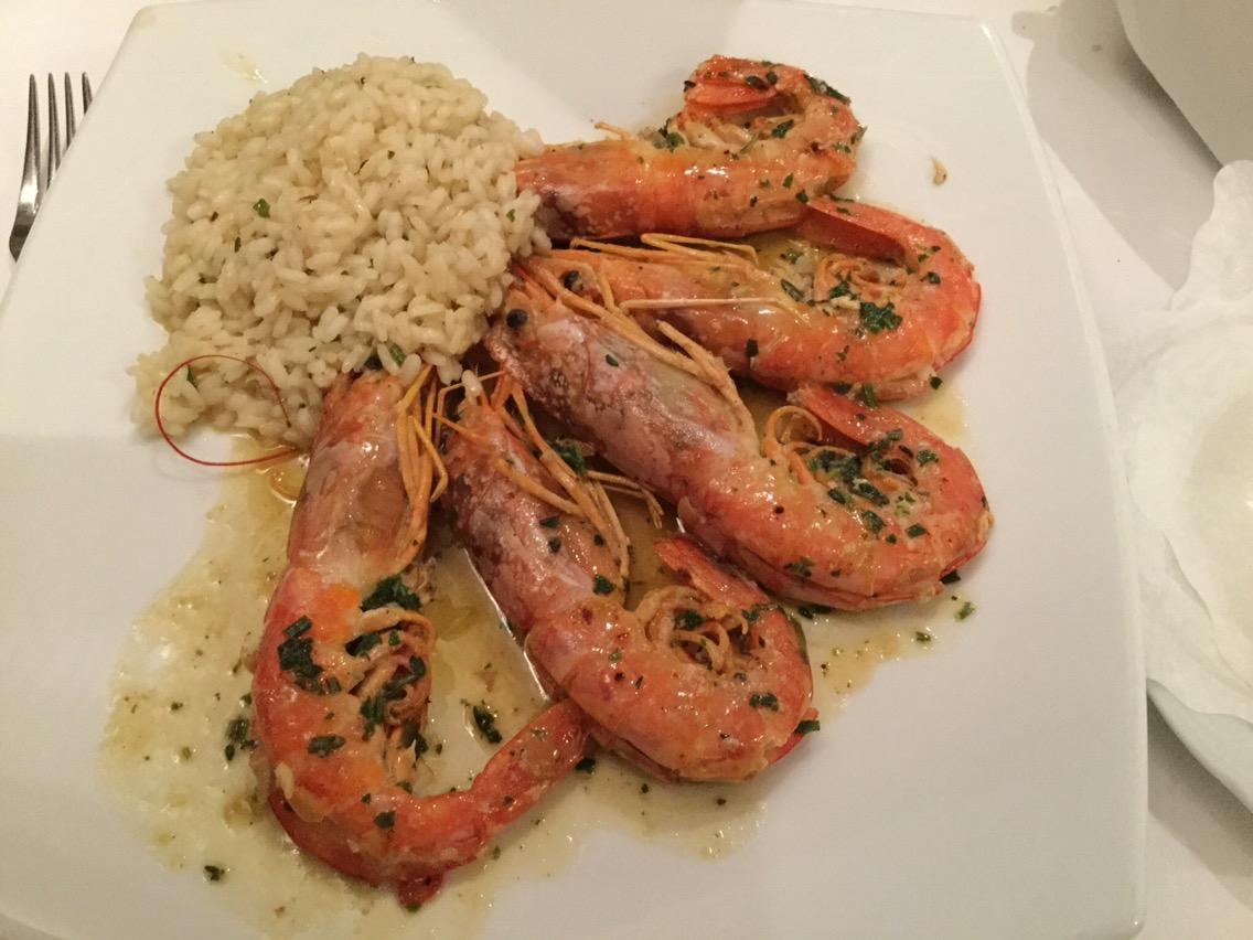 コンスタンツのイタリアンレストラン Italienisches Restaurant in Konstanz
