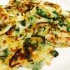 ドイツの行者にんにく Bärlauch チジミのレシピ