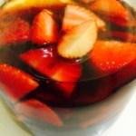 赤ワインでフルーツたっぷりサングリアのレシピ