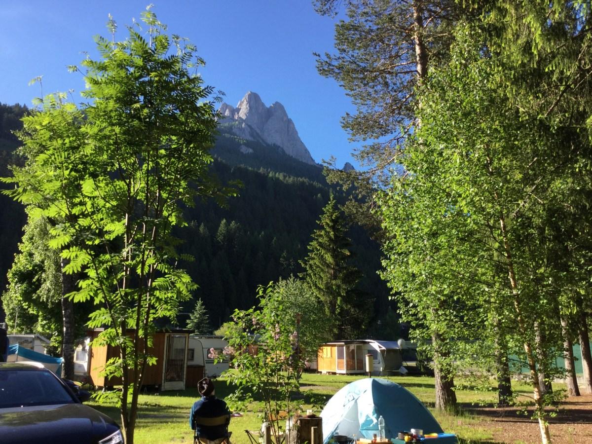 ヨーロッパでキャンプを楽しむために必要な道具