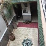 モロッコ マラケシュのホテル(リヤド)で詐欺にあう