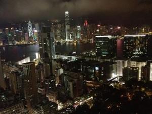 香港夜景その③