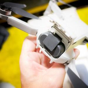 DJI Mavic Mini 専用 大容量2400mAhインテリジェントフライトバッテリー
