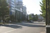 新潟市内の風景