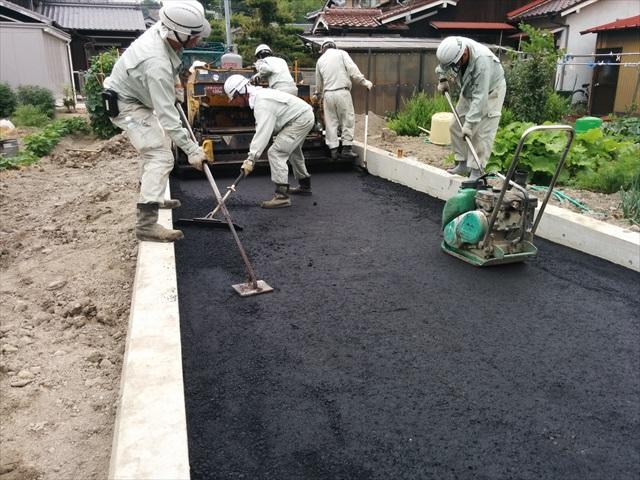 高砂市阿弥陀町生石開発道路 (3)