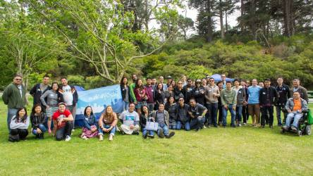 From 2014 Nakayoshi YP Welcome BBQ!