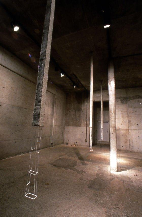 """""""無題"""" 「アートイング東京2000:16×16」ギャラリーNWハウス"""