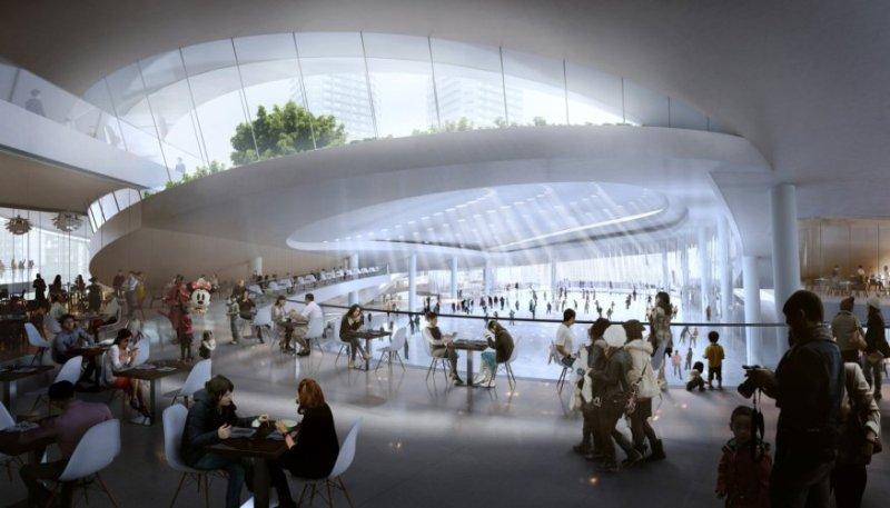 China World Trade Center становится новым сердцем Пекина