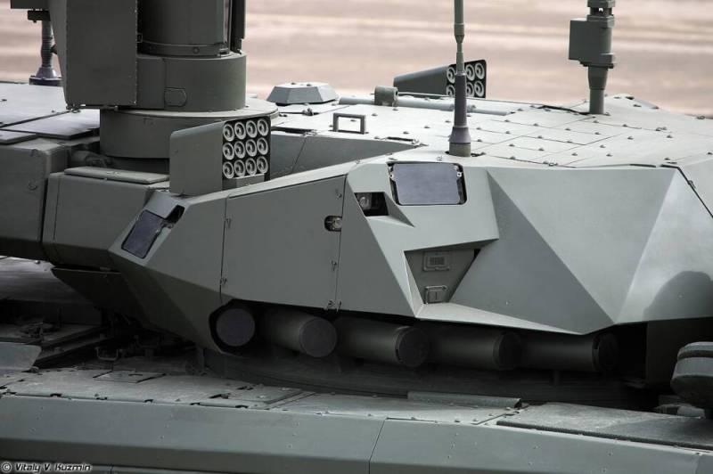 Источник: Россия начала подготовку к экспорту танков Т-14 на базе «Арматы»