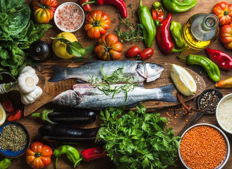 Средиземноморская диета помогла повысить стрессоустойчивость