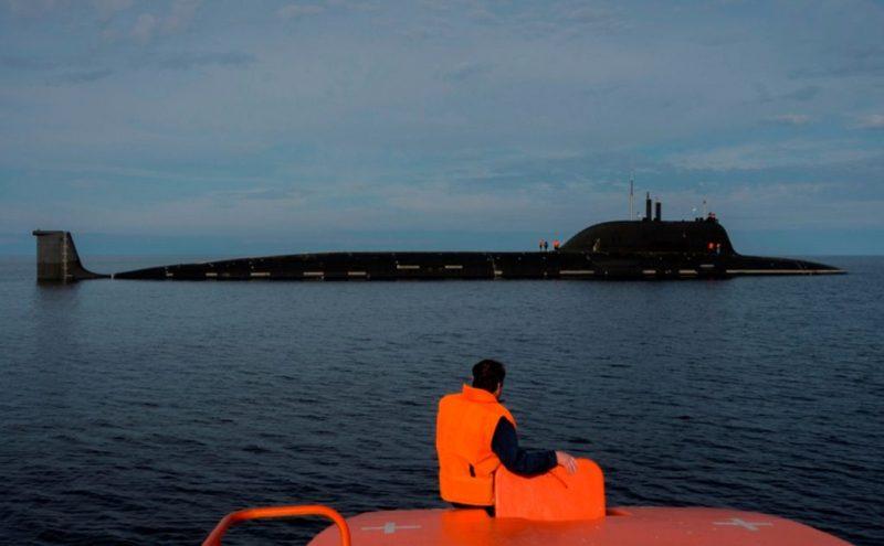 Россия провела испытания новой системы самонаведения торпед