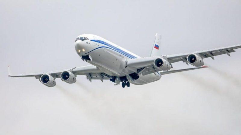 Россия начала строить «самолет Судного дня» нового поколения