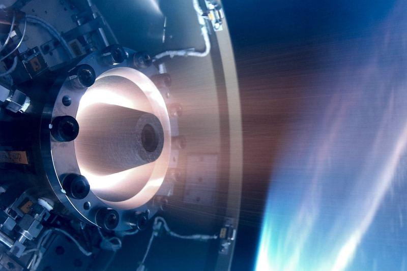 Вращающийся детонационный двигатель испытали в космосе