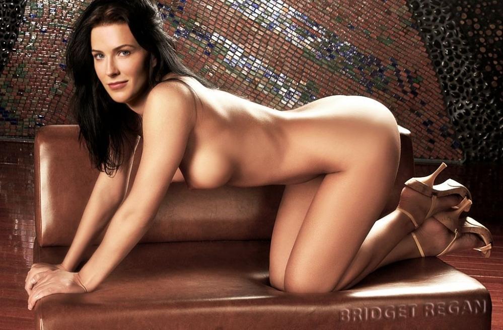Bridget Regan Topless