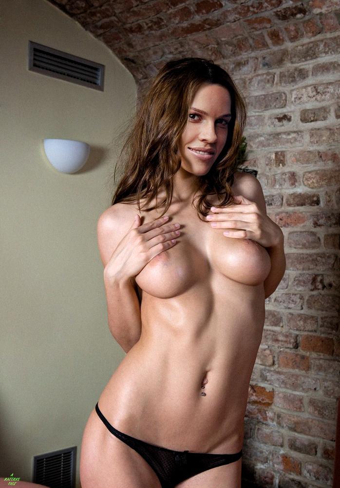 hilary swank nackt echte
