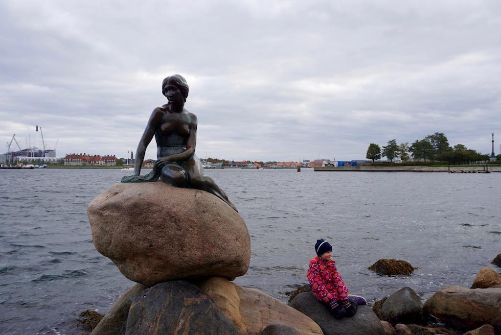 인어공주 동상