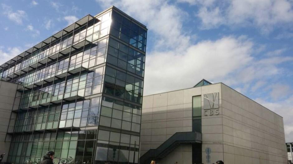 코펜하겐경영대학원 전경 (사진: 유지연)