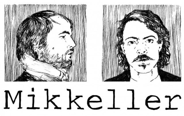 Mikkeller 로고 (출처:http://mikkeller.dk/brewery/)