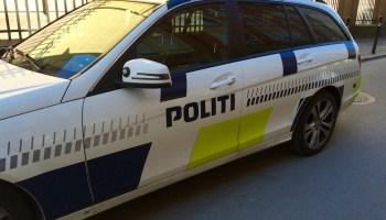 덴마크 경찰차 (사진: 안상욱)