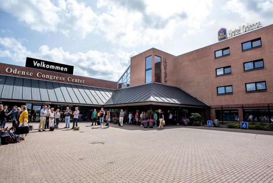 행사가 열릴 오덴세 콩그레스 센터 (출처: Odense Congress Center)