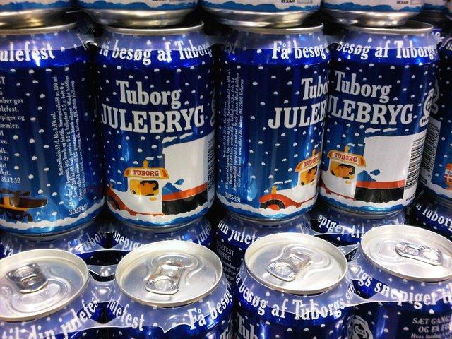투보그 크리스마스 맥주(출처: Imgur)