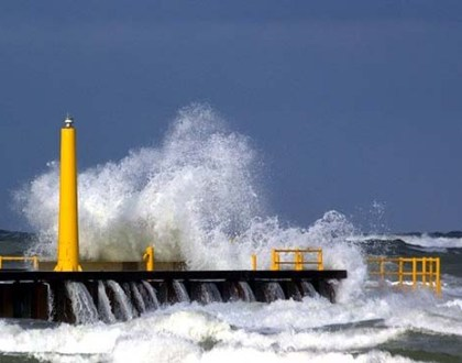 8일 올해 덴마크에서 가장 더워, 10일 폭풍 오며 더위 물러나