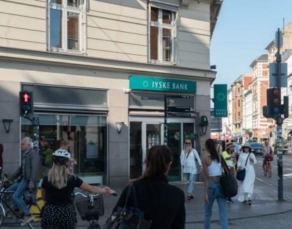덴마크 3대 은행 위스케뱅크, 마이너스 금리 적용 대상 대폭 확대
