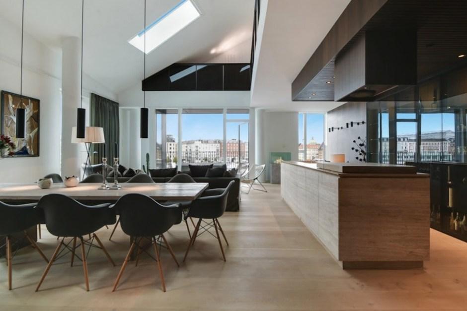 1채에 2억8500만 크로네에 팔린 덴마크에서 가장 비싼 아파트 (Claus Borg & Partner 제공)