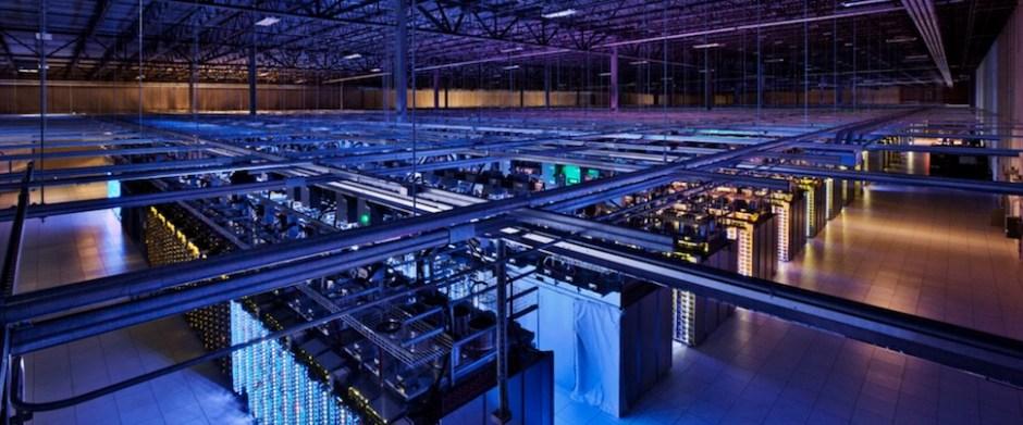 구글 데이터센터(구글 제공)