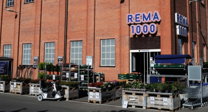 덴마크 최고 인기 슈퍼는 '레마1000', 꼴찌는 '팍타'