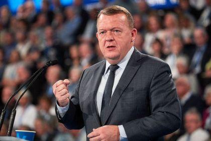 라르스 뢰케 라스무센(Lars Løkke Rasmussen) 덴마크 총리(자유당 제공)